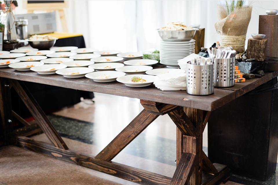 Anthropologie Style Farm Tables
